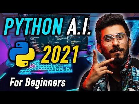 Python Artificial Intelligence Tutorial – AI Full Course for Beginners in 9 Hours [2021]