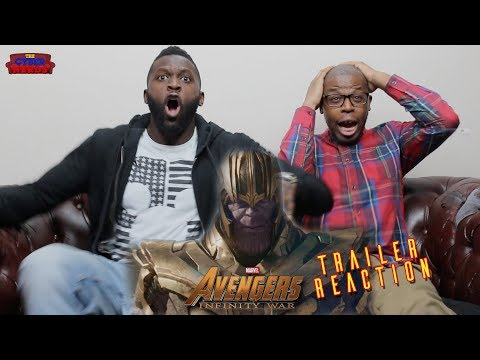 Avengers: Infinity War Trailer #2 Trailer Reaction