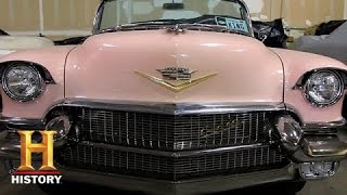Counting Cars: The Elvis Cadillac (S4, E5) | History