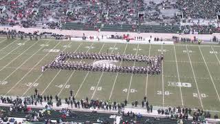 Pregame: Ohio State at Michigan State