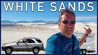 White Sands, Texas Steak, and the Walmart Incident