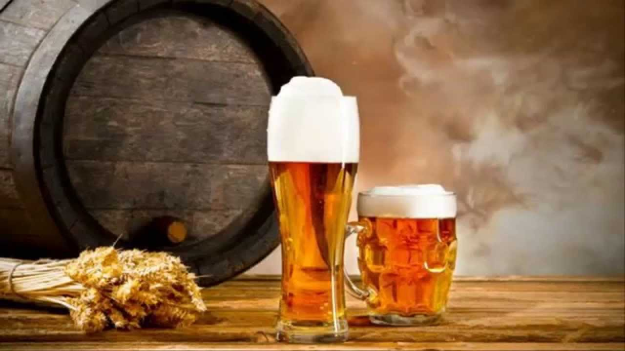 beneficios de beber cerveza - YouTube