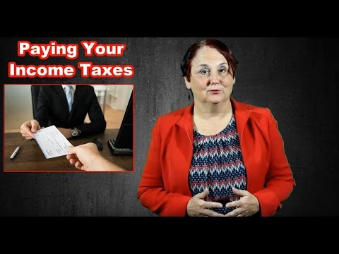Paying Canada Revenue Agency (CRA)