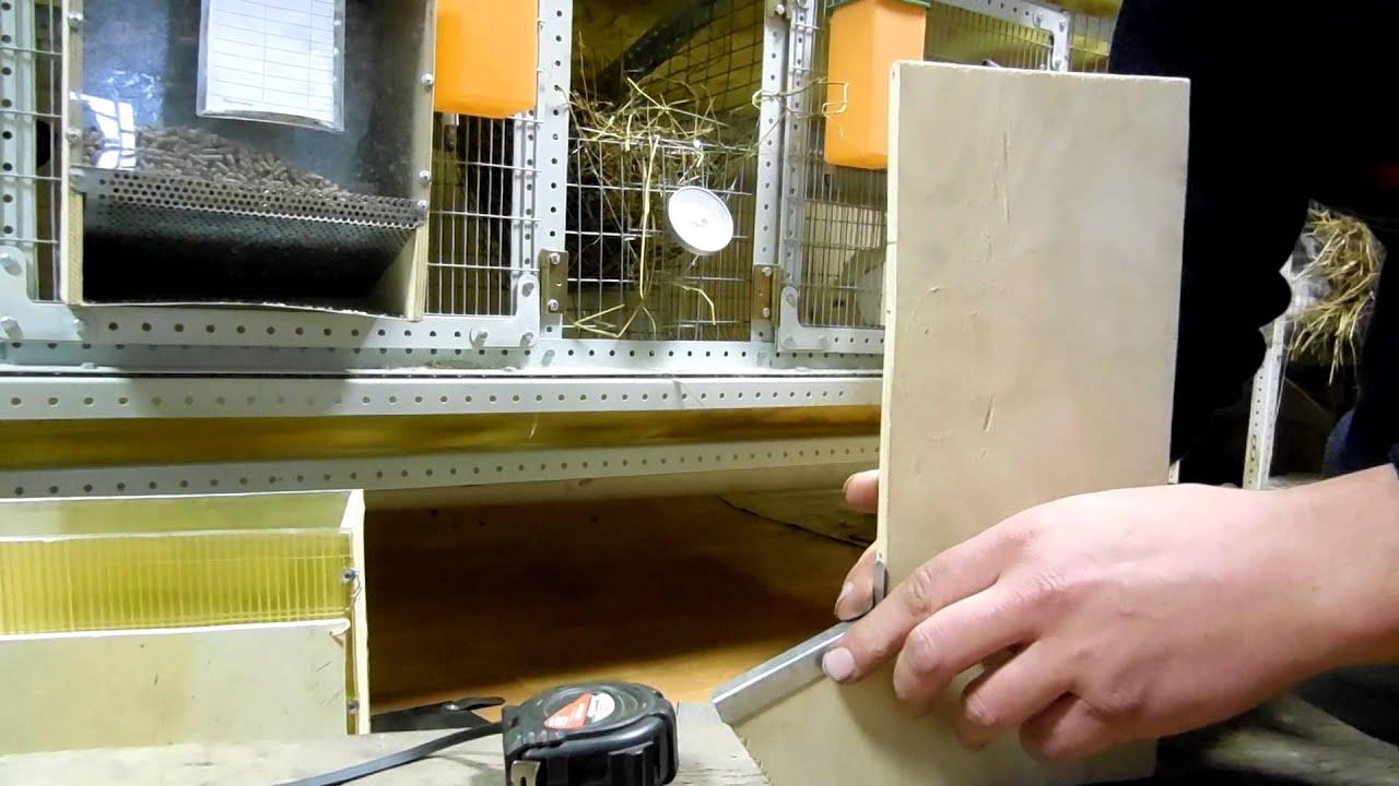 Как сделать самому кормушку для кроликов своими руками фото 24