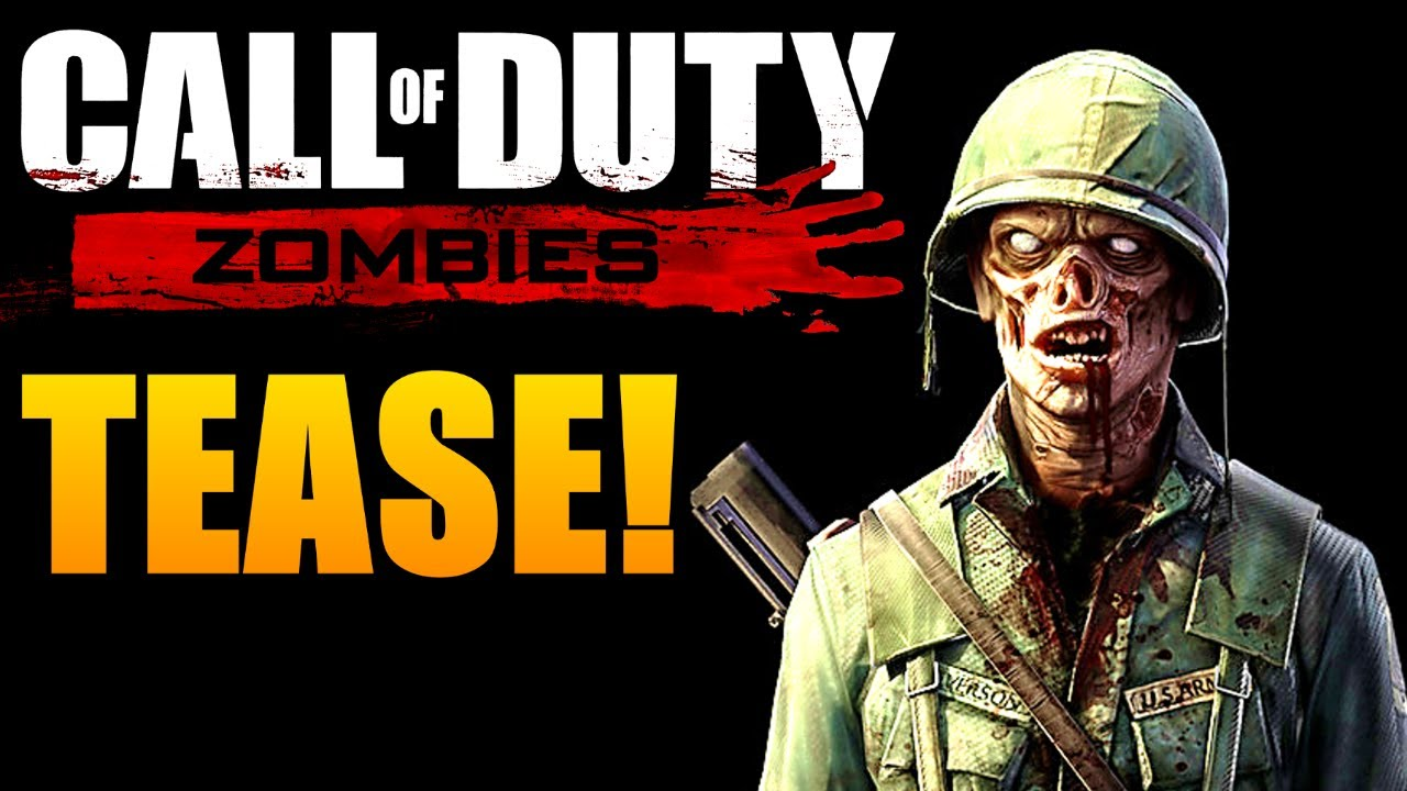 Black Ops Cold War Zombies Officially Teased Warzone Zombies Mode Cod 2020 Black Ops Cold War Youtube