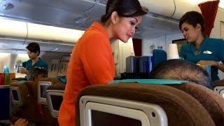 GARUDA INDONESIA | GA318 FLIGHT EXPERIENCE JAKARTA TO SURABAYA