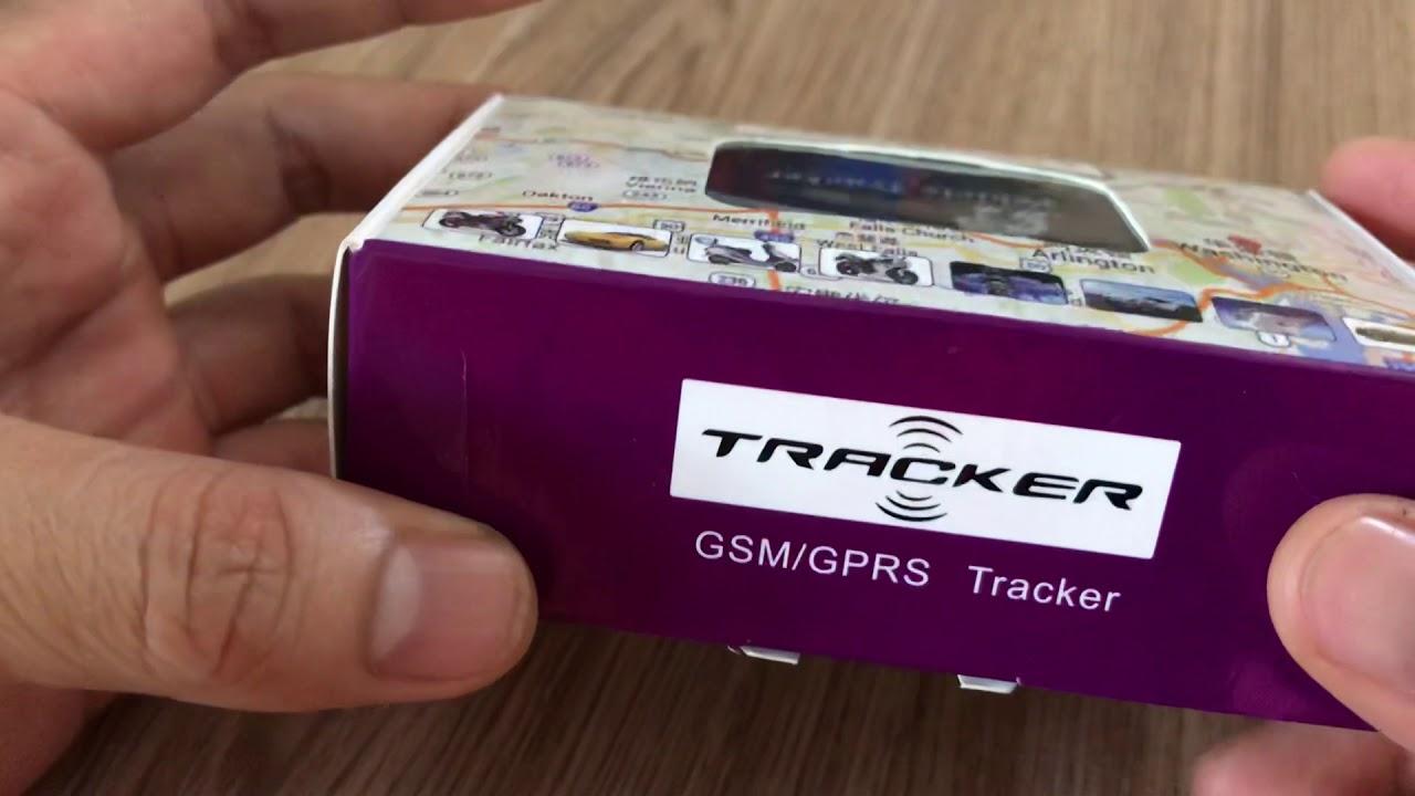 Unbox GPS Tracker GT005