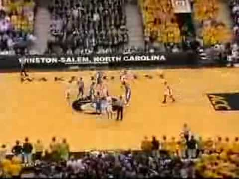 02/18/2004:  #3 Duke Blue Devils At #15 Wake Forest Demon Deacons