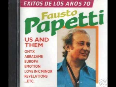 FAUSTO PAPETTI - US AND THEM [320 kBPS]