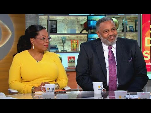 Oprah Winfrey and Anthony Ray Hinton reveal next book club pick