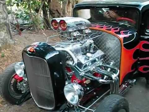 hot rod start up blower motor costa rica part 2