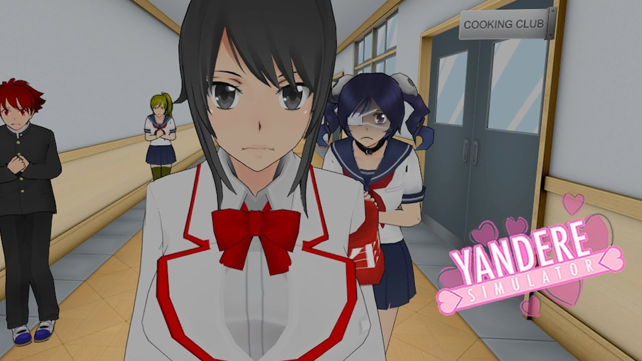 yandere simulator how to join the student council