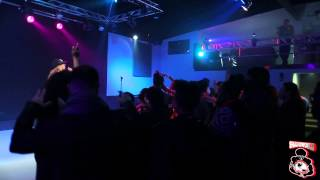 Shadoworld: Ahrae LIVE @ Flash Rock Studios performances Dec. 2014...