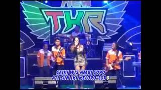 Zega Banyuwangi - Nong Endi New THR Music ( Vidio)