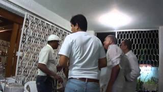 HOMENAJE A CAMPO DE LA CRUZ EN PARRANDA