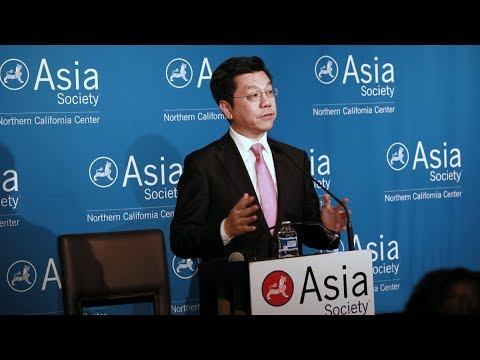 Kai-Fu Lee Discusses 'AI Superpowers' in San Francisco
