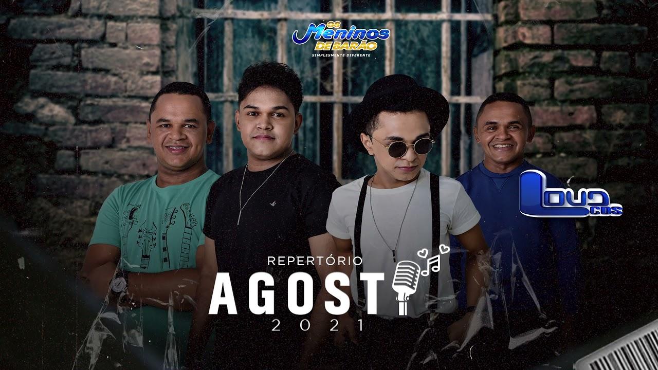 Download Os Meninos de Barão Agosto 2021 (Repertório Novo) - LoudCDs
