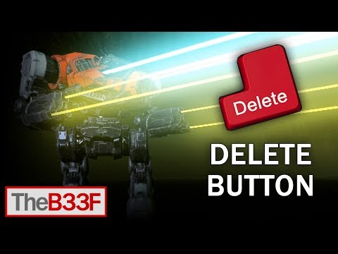 "TheB33F - ""Delete Button"" Supernova Showcase 