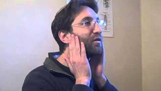 release jaw tension yourself with a tmj release