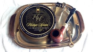 "Pipe Tobacco Review: Mac Baren HH ""Vintage Syrian"""