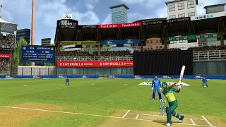 3rd T20 India Vs South Africa Full match Prediction Hardcore mode Real Cricket 19 Highlights Gamepla