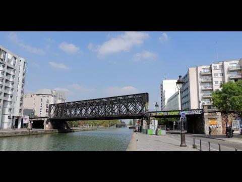 Paname, autour du quai de la Marne