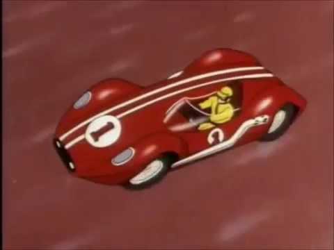Speed Racer - Challenge Of The Masked Racer, Part 1 - Original Soundtrack Recording