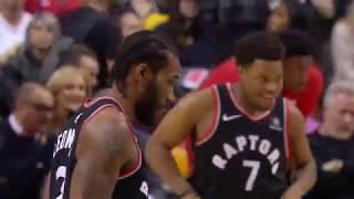 Brooklyn Nets vs Toronto Raptors | February 11, 2019
