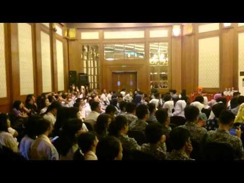 Kartika Wang Meriahkan Acara UBM Fundae di Semarang