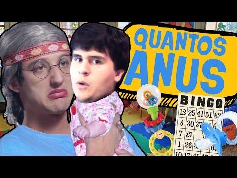QUANTOS ANOS BOCK E ROLANDINHO TEM? - MAKING OF #09