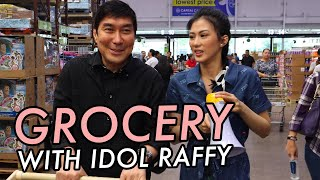 Grocery with Idol By Alex Gonzaga