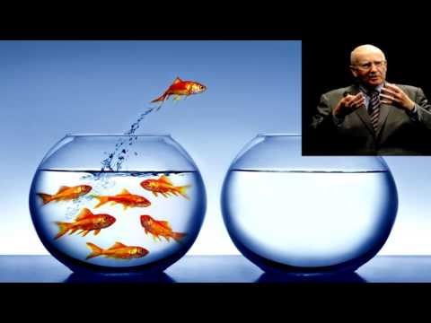 Philip Kotler - Read 'Blue Ocean Strategy' for Marketing Vis
