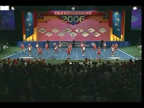 Bob Jones High School - Cheerleading 2006