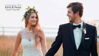 I Love You Soooo... Much // Emily & Trevor // Kansas City, MO Wedding