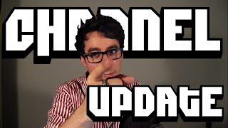 Channel Update : ENCORE UNE PAUSE !? PROMIS JE REVIENS VITE !