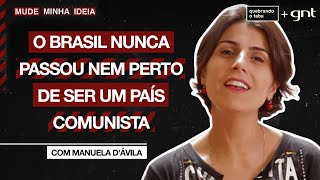O Brasil já chegou perto do Comunismo? | Manuela d