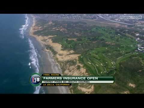 PGA Tour Farmers Insurance Open 2011 - Round 4 Highlights
