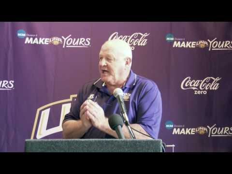University of North Alabama 2016 Media Day   Football