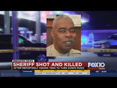 Rob and Hilary - Highs & lows - Lowndes County Sheriff shot and killed in the line of duty