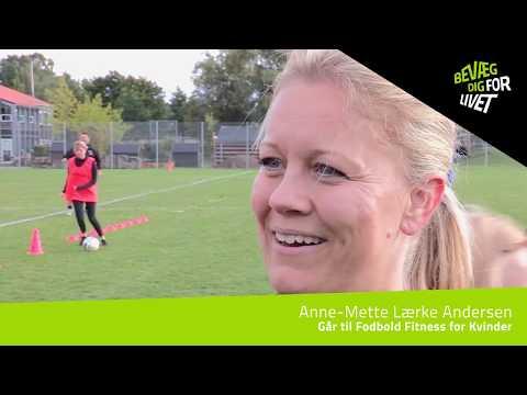Fodbold Fitness for kvinder