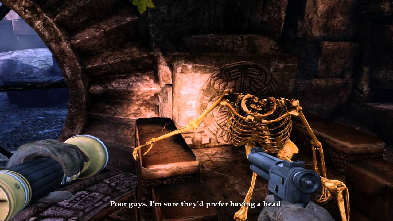 deadfall adventures background mayan - photo #13