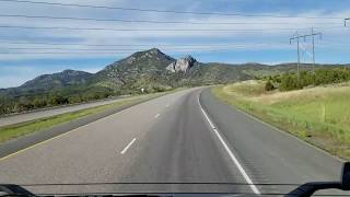 The Hills West of Butte Montana.. Custer and the Battle Of Big Horn..