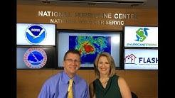 #HurricaneStrong with NHC Director Dr. Rick Knabb and FLASH President & CEO Leslie Chapman-Henderson