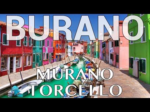 Burano, Murano, Torcello