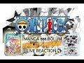 One Piece 888.Bölüm Manga Live Reaction | ワンピース