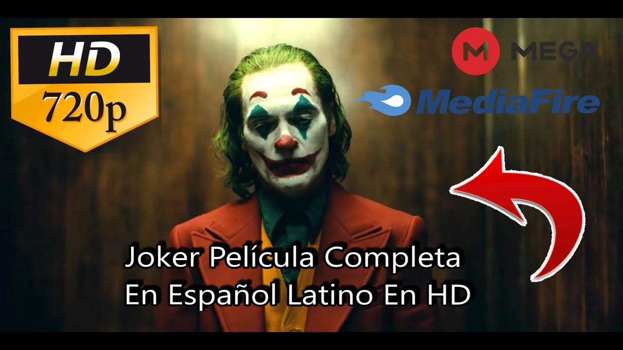 Descargar Joker El Guason 2019 Pelicula Completa En Español Latino Hd Youtube