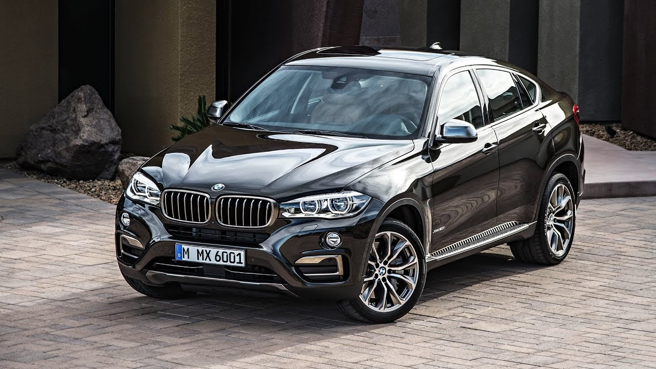 2015 Bmw X6 Interior And Exterior Youtube