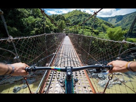 Team MIA Santa Cruz rips the trails in the Philippines