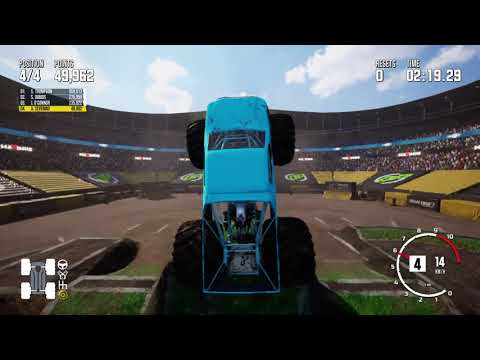 Monster Truck Championship freestyle   :) |
