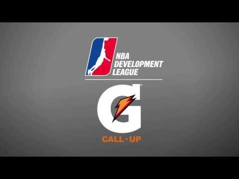 NBA D-League Gatorade Call-Up: Briante Weber to the Golden State Warriors